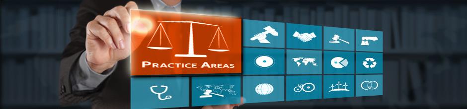 Practice Areas -  תחומי עיסוק